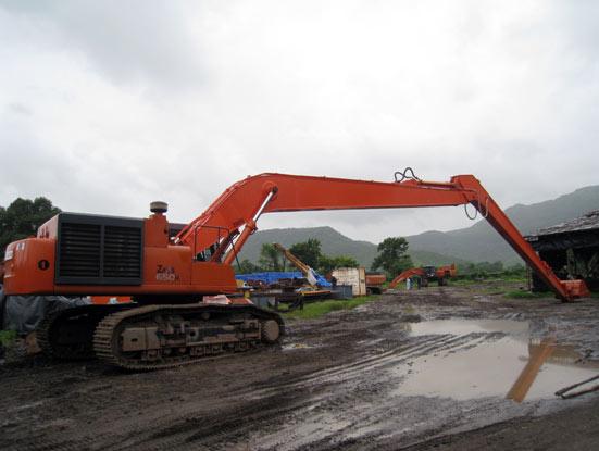 Excavator Arm | Long Reach Excavators Rental Company