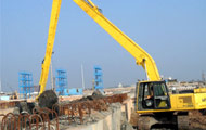 You can get the wide range of the excavators at Bardai Group of Companies.